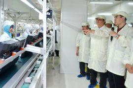 Peningkatan investasi industri elektronika perkuat struktur manufaktur