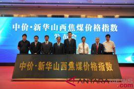 Indeks Harga Coking Coal Chinaprice-M Xinhua dirilis di Beijing