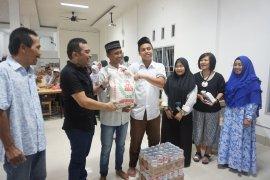 Mulia Cafe bukber dengan Yayasan Zending Islam Indonesia