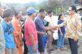 Dubes Sujatmiko kunjungi korban kebakaran di Brunei