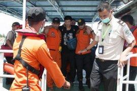 Evakuasi ABK kapal tanker Hongkong