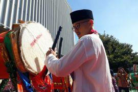 Sandiaga buka Festival Bedug Lebaran
