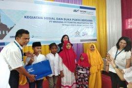 Wom bantu sarana sekolah dasar di Medan