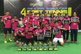 Soft tenis Indonesia boyong lima emas dari Thailand