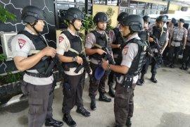 Polres Sintang kerahkan 400 personel