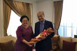 Megawati tawarkan Mahathir kerja sama politik regional
