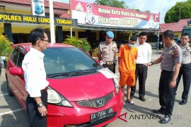 Minjam mobil tapi tak dikembalikan, Warga Barabai dilaporkan