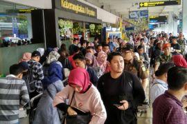 Bandara Halim diprediksi akan dibanjiri pemudik Minggu-Senin