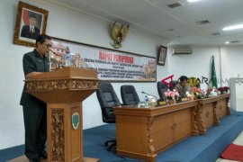 DPRD Batanghari Gelar Paripurna Laporan Keuangan Daerah