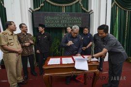 Kerjasama LRT Bandung Raya