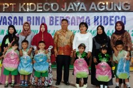 Kideco apresiasi 1.815 siswa TK hingga SMA berprestasi