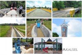 Plt Bupati HSS ajak masyarakat jaga infrastruktur agar bermanfaat