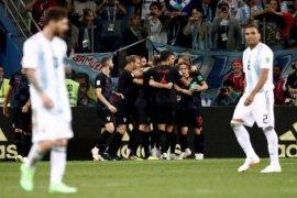 Kroasia tetap membumi setelah tundukkan Argentina