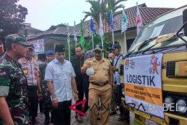 KPU Belitung distribusikan logistik pemilu