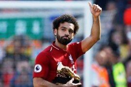 Mohamed Salah antarkan Liverpool ke 16 besar Liga Champions