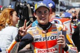 Marquez akui susah tandingi kecepatan Lorenzo di Mugello