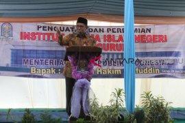 Menag luncurkan desa kerukunan beragama di Bengkulu