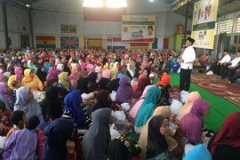 Misbakhun ajak anak-anak yatim piatu doakan Jokowi
