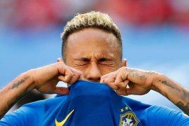 Neymar cedera tidak bisa perkuat PSG di Liga Champion