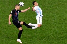 Kroasia tembus 16 besar Piala Dunia usai gunduli Argentina 3-0