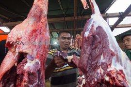 Penjualan Daging Sapi Melonjak Jelang Lebaran Ketupat