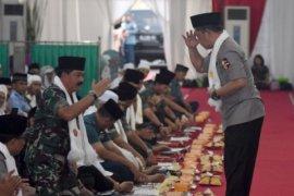 Panglima TNI ajak masyarakat Kaltim jaga persatuan bangsa