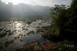 Sampah sungai Citarum