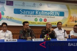 "Pemkot Denpasar mendukung ajang ""Sanur Kulinerun"""