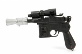 Pistol Han Solo dilelang Rp7 miliar