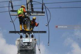 Rasio elektrifikasi Jatim capai 98,67 persen