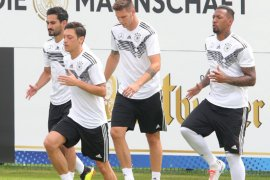 Ozil nyatakan mundur dari Timnas Jerman