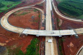 Waskita: Progres tol fungsional Batang-Semarang 90%