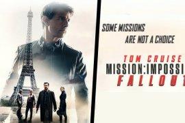 "Tom Cruise  Samai Tentara Penerjun Terlatih Dalam ""Mission: Impossible - Fallout"""