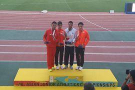 Idan sabet perak dalam Kejuaraan Junior Asia