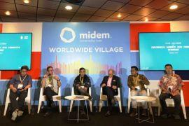 Indonesian Panel di MIDEM 2018 sukses terselenggara