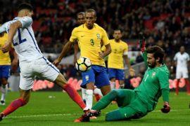 Firmino berharap Liverpool rekrut kiper Timnas Brasil