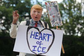 Ribuan warga AS kembali protes Trump pisahkan keluarga imigran