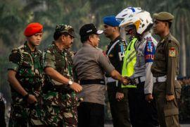 TNI dan polisi beri rasa aman saat mudik