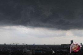 Waspadai potensi hujan lebat sepekan ke depan