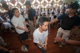 Kemenkumham Jateng mendeportasi 33 WNA