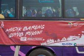 Tiket pesawat mahal, penumpang  bus Pekanbaru-Medan naik 30 persen