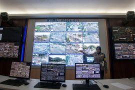 300 CCTV pendeteksi wajah dipasang di Gelora Bung Karno