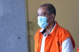 KPK perpanjang penahanan bupati nonaktif Bandung Barat