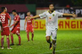 Persebaya siap bermain menyerang hadapi Bali United