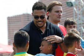 Ronaldo dilaporkan dirawat karena pneumonia