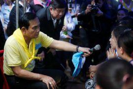 Delapan anggota tim sepak bola Thailand berhasil diselamatkan