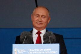Kremlin: Putin tetap bangga meski Rusia kalah