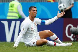 Madrid soroti momen-momen bersejarah Ronaldo dalam enam menit 37 detik