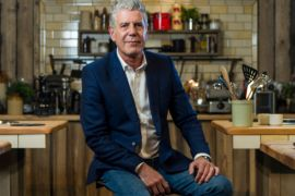 Mendiang Chef Anthony Bourdain raih nominasi Emmy Awards