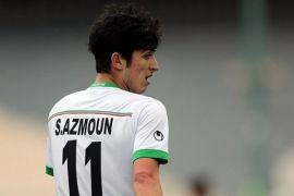 Maroko versus Iran tanpa gol di babak pertama